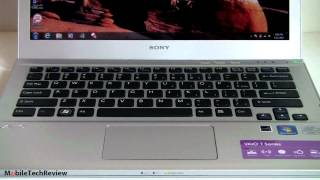 Sony VAIO T Series Ultrabook Review