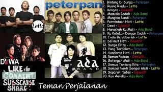 "Video Kompilasi Band 2000s ""Peterpan, Letto,  Ada Band & Dewa 19"" - Teman Perjalanan MP3, 3GP, MP4, WEBM, AVI, FLV April 2019"