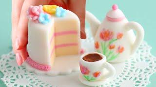 Mini CAKES for a Tea Party!