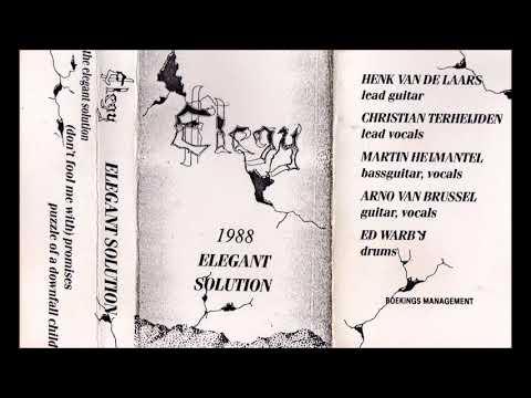 Elegy (Netherlands) - Elegant Solution (FULL DEMO) - 1988