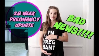 This is my 28 week pregnancy update. This week I got my glucose test results and their was some bad news. I talk about what the glucose test results say, the changes I will be making, and what the rest of this pregnancy will be looking like. Please subscribe to watch our family grow!Our last video: MOM'S DAY OUT/GLUCOSE TEST: https://youtu.be/HAt66p2pIa0Twitter: https://twitter.com/itsourwlifeEmily and Will WallaceP.O. Box 323Auburn, NY 13021Pregnancy videos:Twins Birth Vlog: https://youtu.be/cdOwhukYUlQEPIC TWINS GENDER REVEAL: https://youtu.be/qCPSkmyDg2UFamily's Reaction to Twin Announcement: https://youtu.be/rhxV6mc2cswChallenge videos:MY HUSBAND DOES MY MAKEUP CHALLENGE: https://youtu.be/jzNzmfTupKsBEAN BOOZLED JELLY BEAN CHALLENGE: https://youtu.be/vIOcmPyCVegVlog videos:A DAY IN THE LIFE OF A MOM  OF TWO: https://youtu.be/dlUhrvR1P-cHANDING THE CAMERA OVER TO A TWO YEAR OLD: https://youtu.be/49Uzbk13Y8oTODDLER TESTING THE LIMITS AT THE POND: https://youtu.be/ksAQY1sMKnATASTE TESTING A NEW ICE CREAM FLAVOR: https://youtu.be/RAa0pi7q7hQOUR KIDS BEDTIME ROUTINE: https://youtu.be/aDSGbEJfxdQ