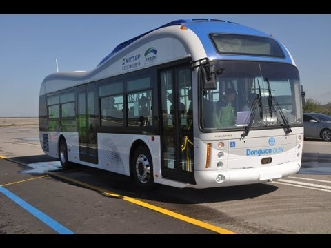 electric - Don't forget to RATE this video & SUBSCRIBE! More Info: http://www.electric-vehiclenews.com/search/label/Wireless%20Power ABB Flash Charge buses us...