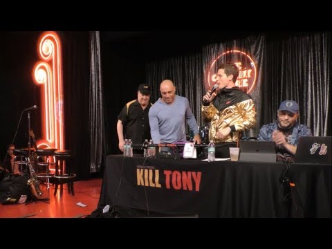Joe Rogan Returns - Kill Tony 5 Year Anniversary