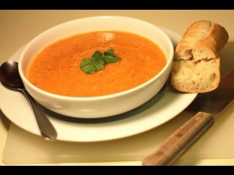 Best LENTIL SOUP Recipe W/ Ginger