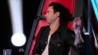 Adam Levine's Cute Moments On The Voice_P1.mp4