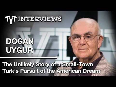 Dogan Uygur, The ORIGINAL Young Turk, Tells His Story (Interview W/ Cenk Uygur)