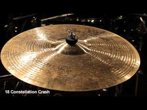 Supernatural Cymbals 18 Constellation Crash