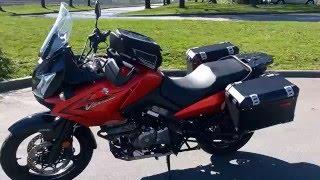 9. 2011 Suzuki V-Strom