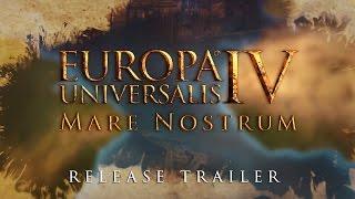 Обложка к комментарию к видео для Europa Universalis 4: Mare Nostrum