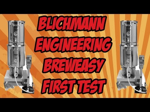Blichmann BrewEasy Electric Brewing System First Test | Beer Geek Nation Craft Beer Reviews