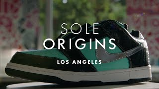 Video Los Angeles' Sneaker Rise in Skateboarding Culture | Sole Origins MP3, 3GP, MP4, WEBM, AVI, FLV Desember 2018
