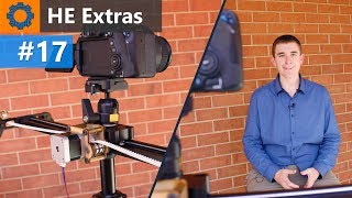 In this Extra I show you how I motorised my camera slider.Project Page: http://www.mrhobbytronics.com/motorised-camera-slider/Website: http://bit.ly/mrhobbytronics_webFacebook: http://bit.ly/mrhobbytronics_fbTwitter: http://bit.ly/mrhobbytronics_tw