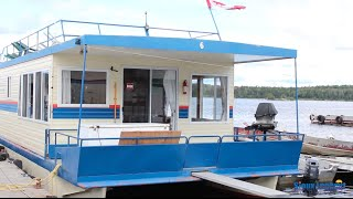Sioux Lookout (ON) Canada  city photos : Sioux Lookout Floating Lodges 68ft Houseboat Tour