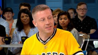 Video Macklemore on shooting a music video with his 100-year-old grandmother MP3, 3GP, MP4, WEBM, AVI, FLV Agustus 2018