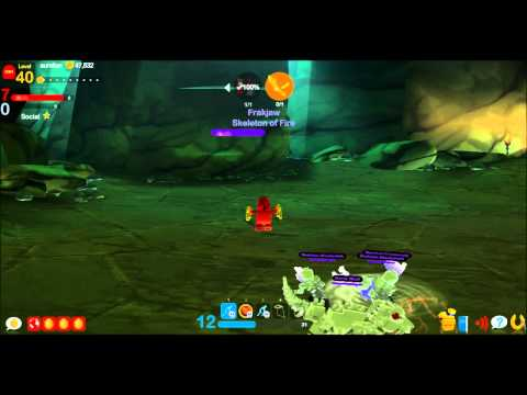ninjago hry - I officially love this Ninjago update. Want to see me beat Frakjaw? Frakjaw Battle! is the newest battle instance in Lego Universe, so I decided to film my f...