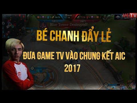 Trận Đấu Mà GameTV Bé Chanh Đưa liên Quân Mobile Việt Nam Lên Tầm Cao Mới ! - Thời lượng: 25:32.