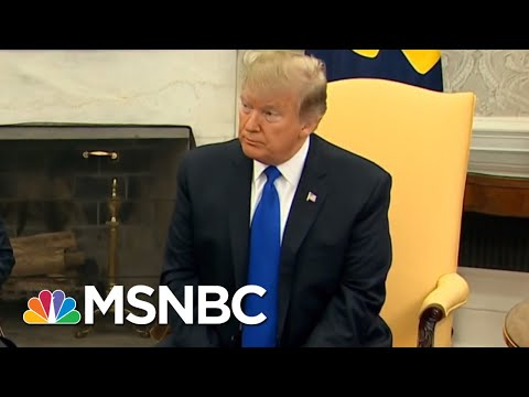 President Donald Trump Said He'd Take A 'Very Serious' Look At Border Deal | Velshi & Ruhle | MSNBC
