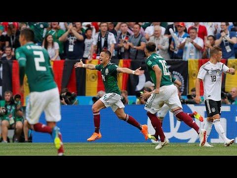 Μουντιάλ 2018: Πρεμιέρα με ήττα από το Μεξικό για τη Γερμανία…