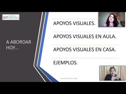 """Módulo 3:  Clase 8: """"Apoyos Visuales en la vida diaria""""   Agrupación TEAbrazo   Puerto Varas"""