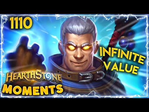 Generating VALUE Out Of Nothing | Hearthstone Daily Moments Ep.1110