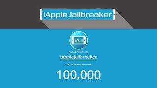 100,000 Subscribers... Wow! No Words to Describe It!Let the Jailbreak community live forever.... :)_______________________________________Subscribe : http://bit.ly/iSubscribeFacebook : http://bit.ly/iAJFBTwitter : http://bit.ly/iAJtwitter (or) @iAJOfficialInstagram : http://bit.ly/InstagramiAJThanks for Watching. Don't forget to Like and Subscribe!