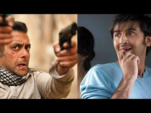 Salman Khan And Ranbir Kapoor Fight Again But This