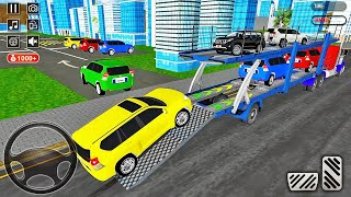 Video Transporter Games Multistory Car Transport (by LagFly) Android Gameplay [HD] MP3, 3GP, MP4, WEBM, AVI, FLV September 2018