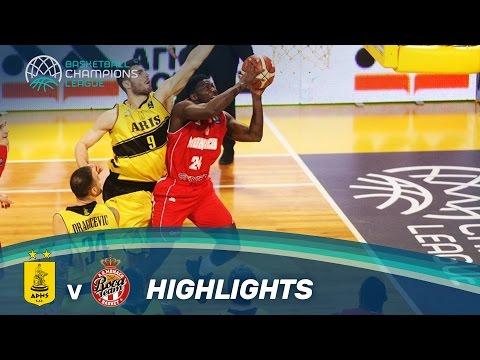 Aris v AS Monaco - Les meilleurs moments - Basketball Champions League