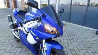 10. Yamaha YZF-R1 2001 walk around