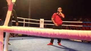 Video Lukrecius Chang - Nástupovka do ringu Michal Bojuj...!!!