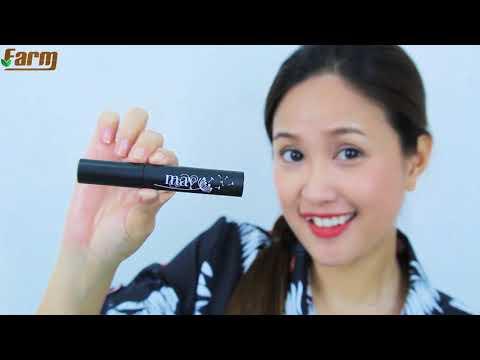 Phương Hằng làm đẹp với Mascara May