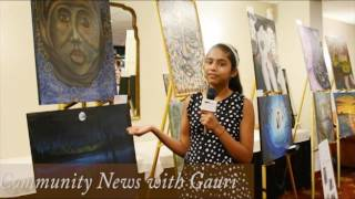 Meghartz 13 year old's Creations sharing their journey through The Foundations TV