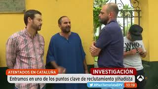 Amenazas de atentado en antena 3 en la ctra de Hidum,Melilla