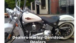 2. 2005 Harley-Davidson Softail Heritage Softail Classic Features & Specification