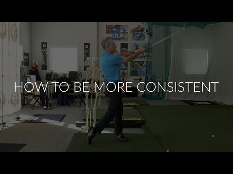 How to be More Consistent – Shawn Clement's Wisdom in Golf