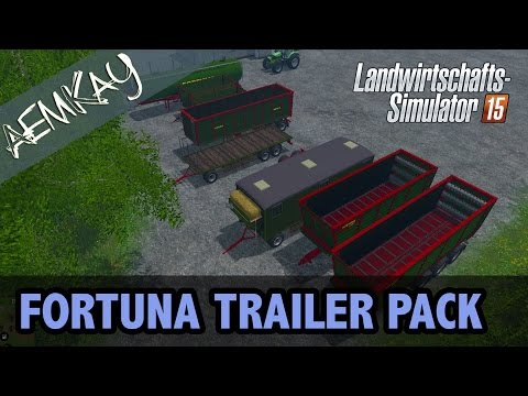 Fortuna Trailer Pack v1.3