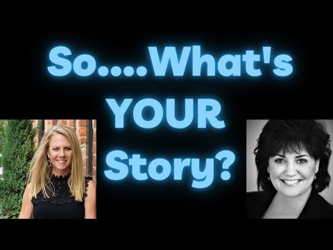 How to answer the question: What's Your Story?