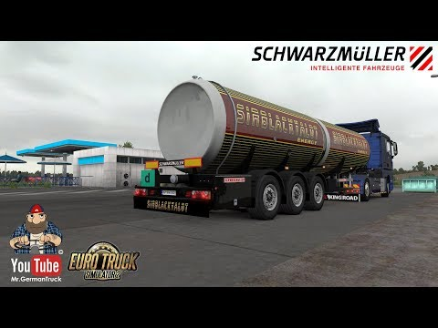 Can Tanker Trailer (Food Grade) Ownable 1.35.x