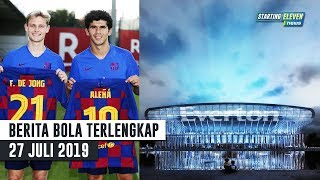 Video PANAS!!! Alena vs De Jong 😱 Stadion Baru Everton 😍 Berita Sepak Bola Terkini MP3, 3GP, MP4, WEBM, AVI, FLV September 2019