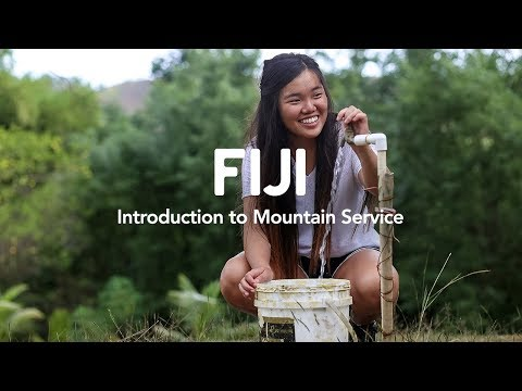 Intro To Community Service In Fiji Rustic Pathways