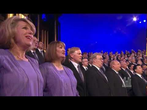 nunc - The Mormon Tabernacle Choir and Orchestra at Temple Square present