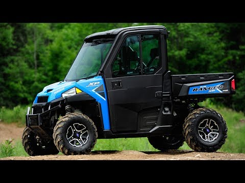 Full REVIEW: 2017 Polaris RANGER 1000 Northstar HVAC
