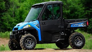 9. Full REVIEW: 2017 Polaris RANGER 1000 Northstar HVAC