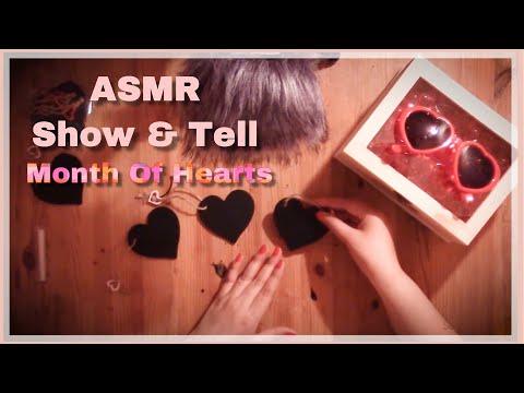 ASMR | Month of hearts | Valentine's Day | Soft voice ❤️