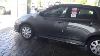 2013 Toyota Matrix Review