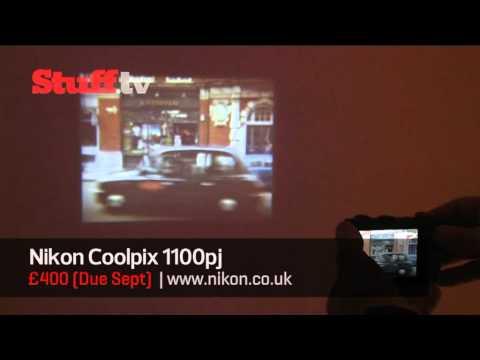 Nikon Coolpix S1100pj preview