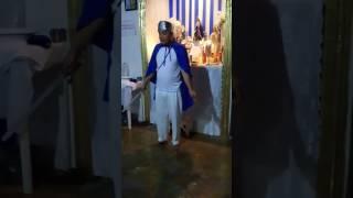 Palestra de Ogum Beira Mar, vespera de sua Festa.