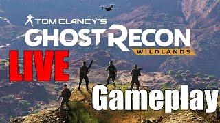 Tom Clancy, o defunto mais produtivo do mundo, nos presenteia hoje com sua mais nova obra: Ghost Recon Wildlands. O jogo de mundo aberto com ênfase no coop da Ubisoft já está disponível no PC, PS4 e Xbox One e é no computador que vamos experimentar o game do momento AO VIVO, a partir das 14h!Junte-se a Diego Kerber e João GAN para mais um gameplay no Adrenaline!