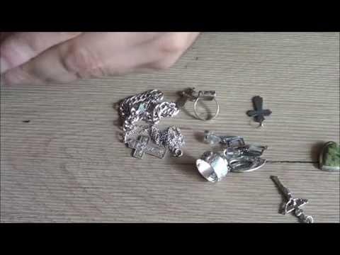 Как отличить настоящие серебро или нет в домашних условиях