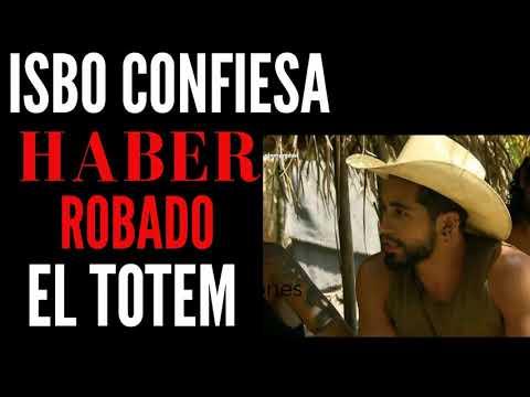 Survivor México capitulo 17, ISBO CONFIESA HABERSE ROBADO EL TOTEM DE CURVI||Termina llorando🤯